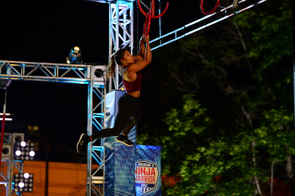 women in Ninja warrior