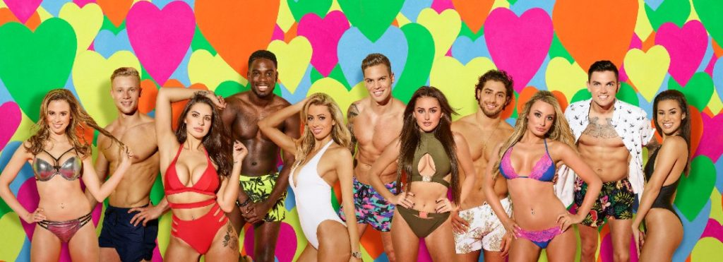 Love Island - 2020 TV Trends