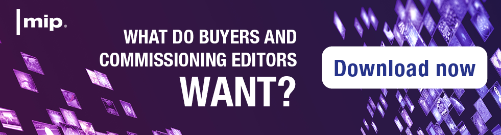what do buyers and commissionning editors want? download the white paper