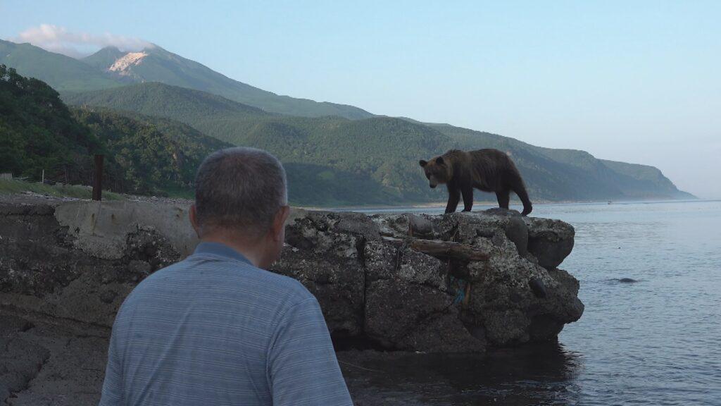 Bearman Of Hokkaido. Photo: NHK - Early Deals