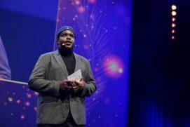 Salif Cisse - MIPCOM Diversify TV Excellence Awards
