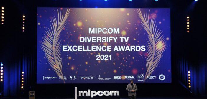 MIPCOM Diversify TV Excellence Awards: 'Storytelling is teleportation'